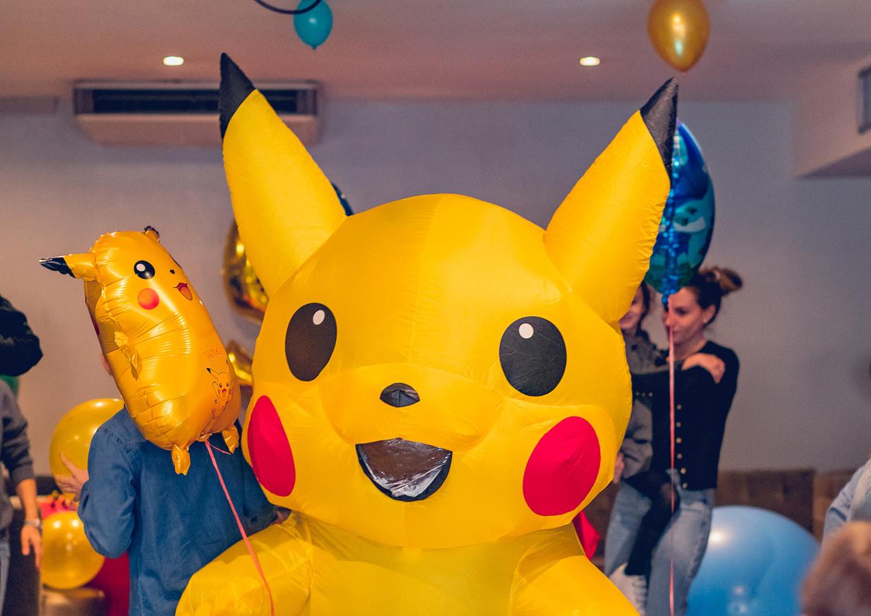 Anniversaire Pokemon MONACO By Prestigious Agency