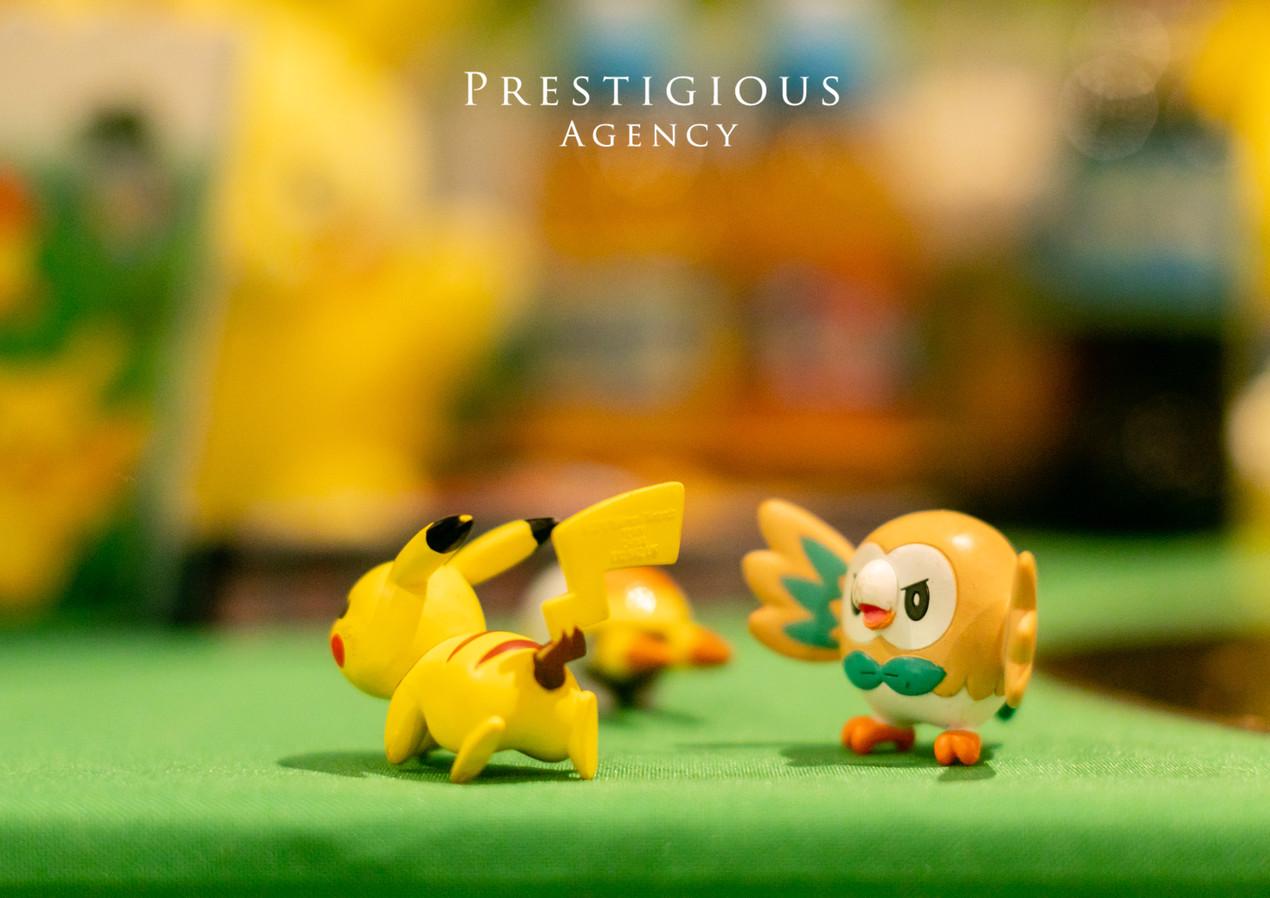 Anniversaire Pokemon MONACO By Prestigio