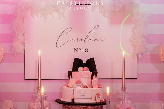 Anniversaire Chanel by Prestigious Agenc