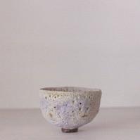 Lavender Reactive Teabowl