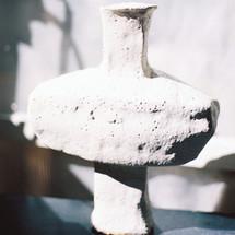 Glazed Brutalist, pre-firing, at Balmoral