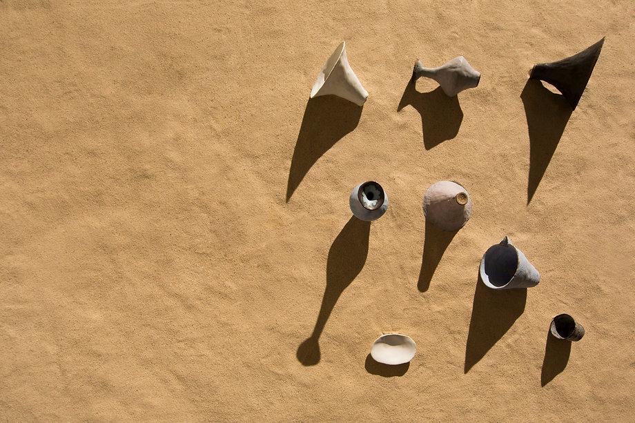 alana wilson, artist, conditional archaeology, loc boyle, ceramics