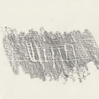 Frottage (Graphite II)