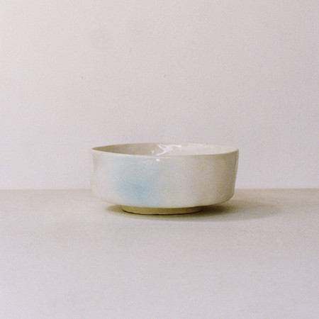 Yellow Matcha Teabowl