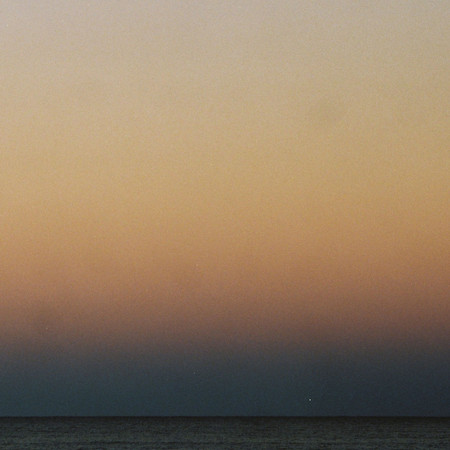 Seven Mile Beach Setting Sun