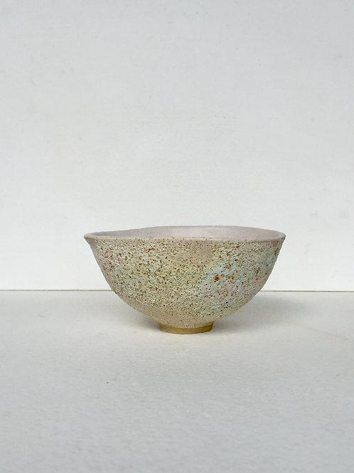 II Copper & Rutile Teabowl