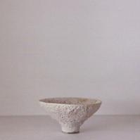 Rose/Umber Footed Bowl