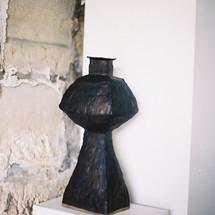 Black Bronze Brutalist