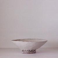 Rutile Bowl with Salt Deposits