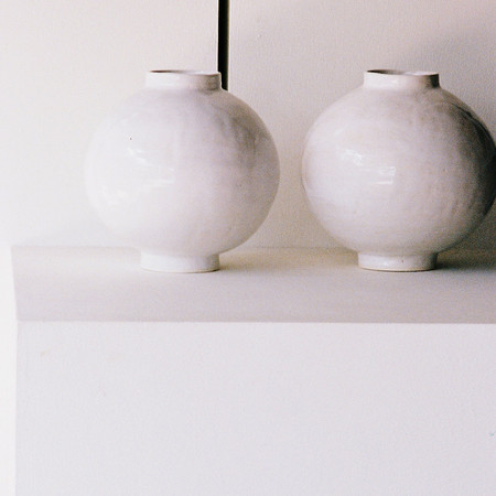 Twin Moon Jars, for MM