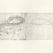 Sculls (Diptych, Ghost)