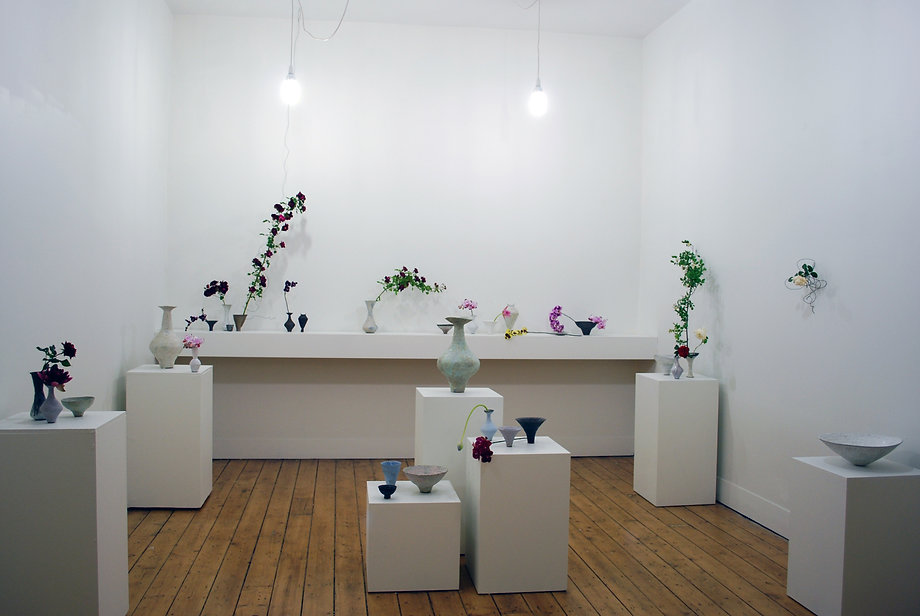 alana wilson, artist, conditional archaeology, mr kitly, melbourne, phil hyunh, a floral frenzy