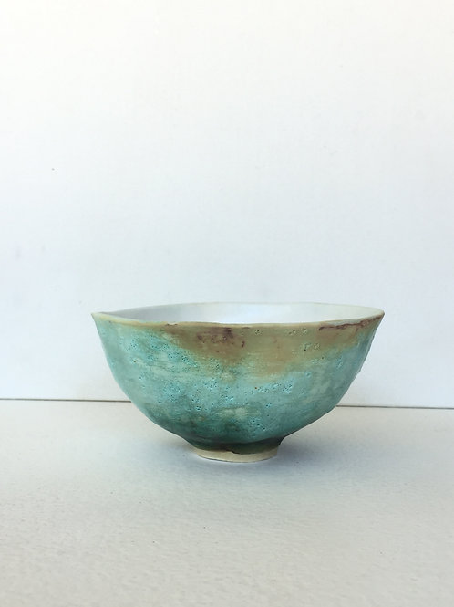 II Copper Gradient Teabowl