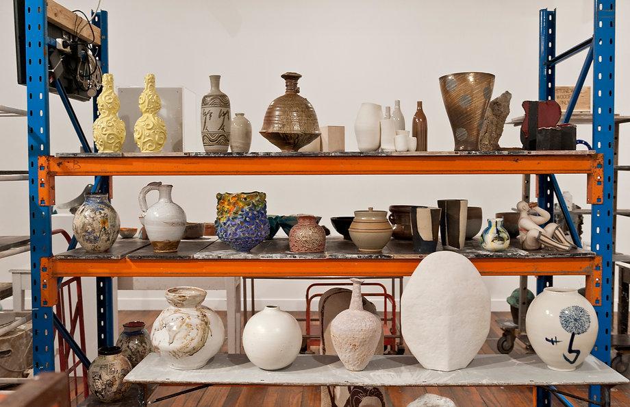 alana wilson, artist, turn turn turn, ceramics, sydney, australia, national art school