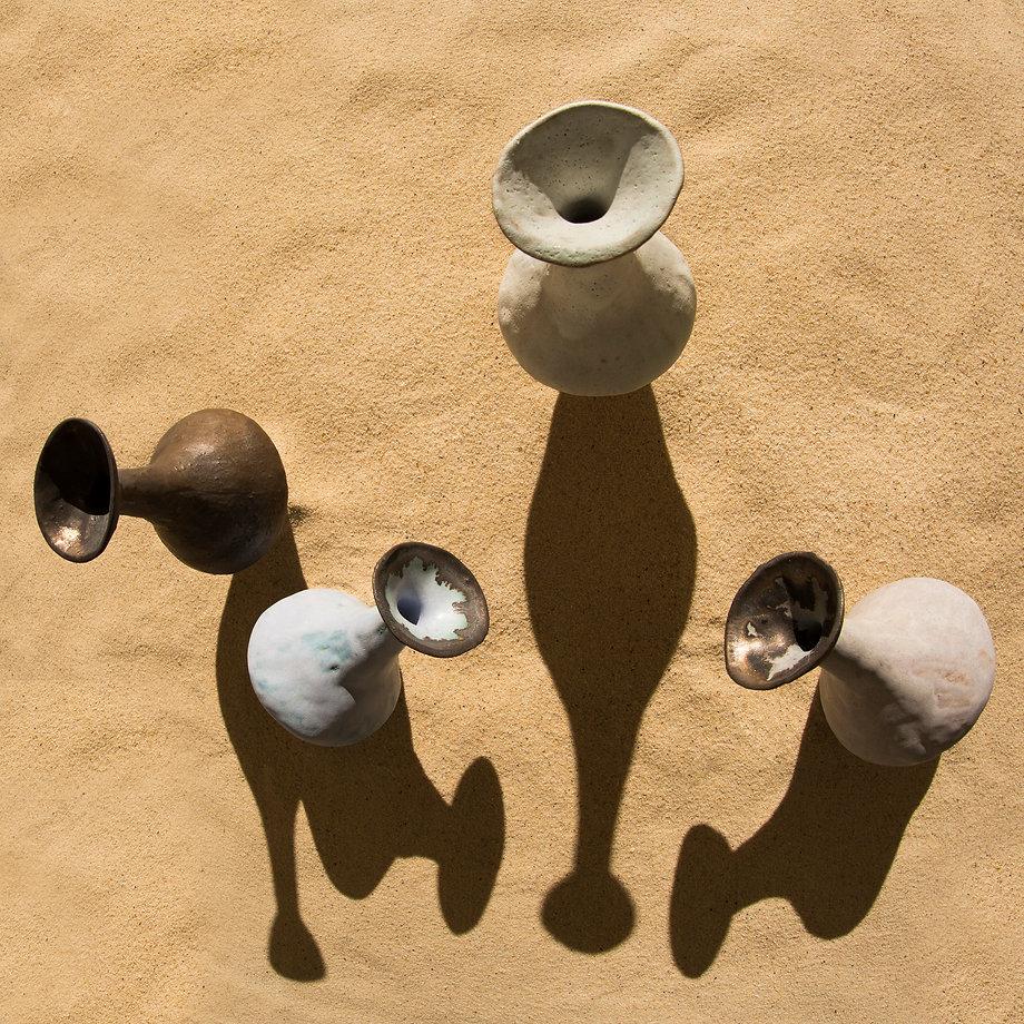 alana wilson, artist, conditional archaeology, ceramics, loc boyle