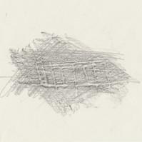 Frottage (Graphite V)