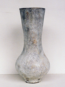 Sandblasted Bell Amphora