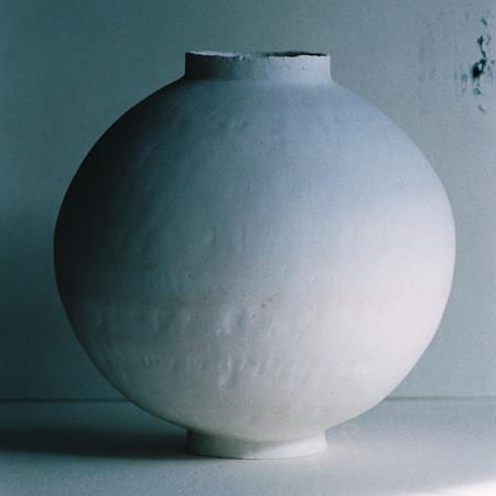 Moon Jar (bisque form)