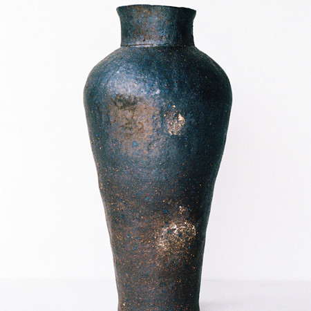Woodfired Trachyte Vessel