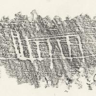 Frottage (Graphite I)