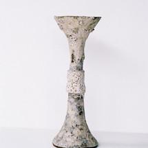Perforated Umber Ritual Vessel
