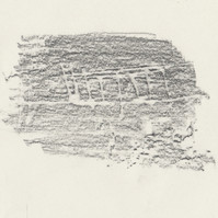Frottage (Graphite III)
