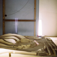 LM site-specific scultpures (process)