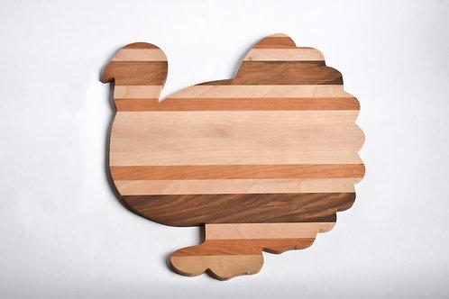 ON SALE Turkey Cutting Board