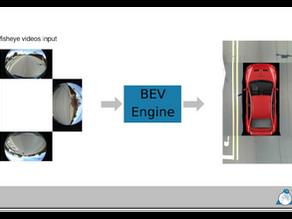 Birds Eye View on NVIDIA Jetson Boards