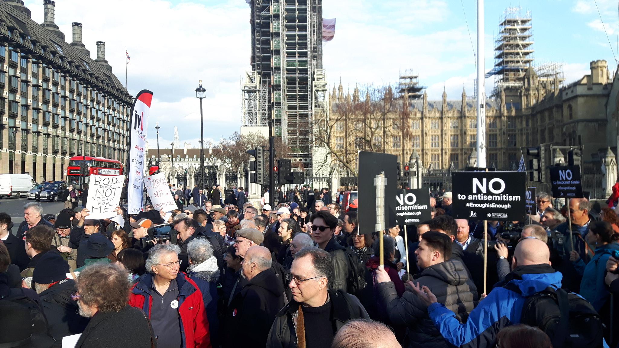 UK Jews demand zero tolerance