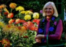Joan Matthews in Her Garden Craig Matthe