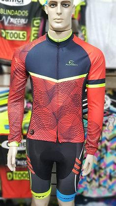 Camisa Mauro Ribeiro vermelha