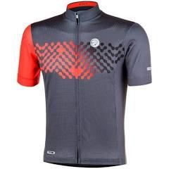 Camisa Mauro Ribeiro/vermelha