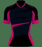 Camisa Cabani/Cinza e Rosa