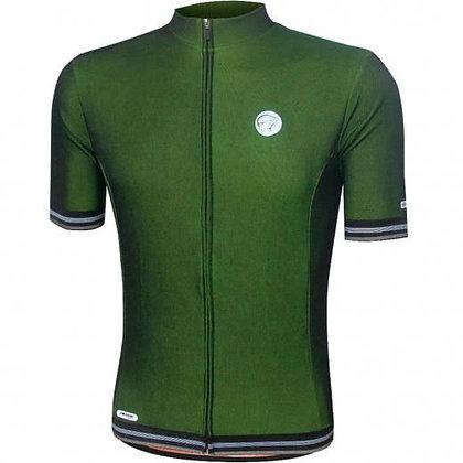 Camisa Mauro Ribeiro/Verde Carbon