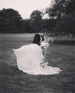 Pittsburgh Wedding Dance Couple