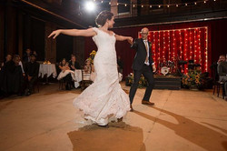 Pittsburgh Wedding Dance Couple