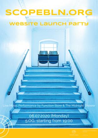 SCOPE BLN Web Launch Party
