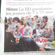 Midi Libre 15 mai 2012