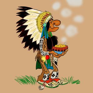 La soupe des Sioux