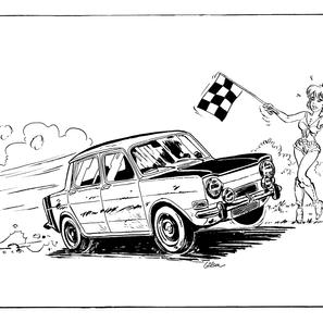 simca 100 Rally 2