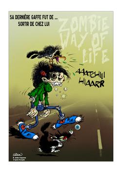 Zombie way of life