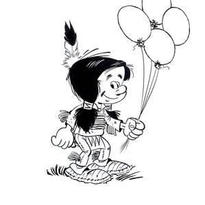 Ex-Libris ballon