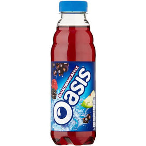 Oasis Apple and Blackcurrant