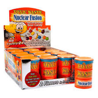 Toxic Waste Nuclear Fusion
