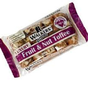 Fruit and Nut Toffee Block