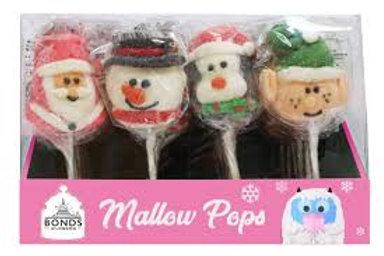 Christmas Mallow Pops