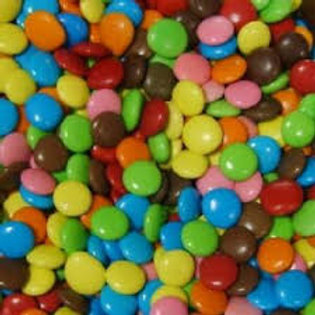 Chocolate Beans (smarties)