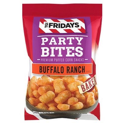 TGI party bites buffalo ranch