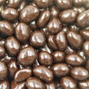 Dark Choc Peanuts